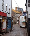 Looking north along Fore Street, St Ives - geograph.org.uk - 1548937.jpg