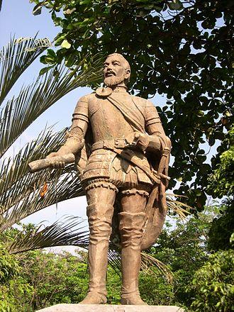 Miguel López de Legazpi - Image: Lopez de Legazpi