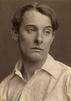 Lord alfred douglas by george charles beresford (1903)