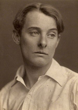 Lord Alfred Douglas - Alfred Douglas in 1903 (by George Charles Beresford)