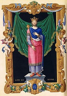 Luigi VII di Francia