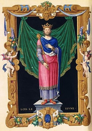 Council of Acre - King Louis VII of France attended the council.