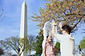 Love under Washington Monument.jpg