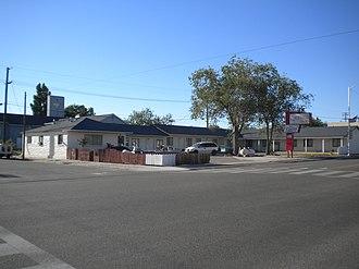 Hawthorne, Nevada - Image: Lovedays Inn (Hawthorne, Nevada) 01