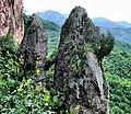 Lovers peaks-Aşıklar kayası-Pujiang-China - panoramio.jpg