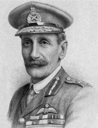 David Henderson (British Army officer) - Gen David Henderson