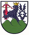 Coat of arms of Lubná