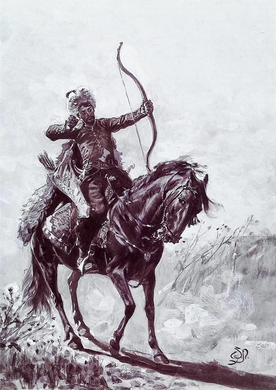 Lucznik tatarski