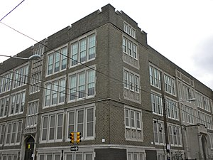Yorktown, Philadelphia - Image: Ludlow School Philly