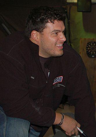 Luis Castillo (American football) - Castillo in March 2008