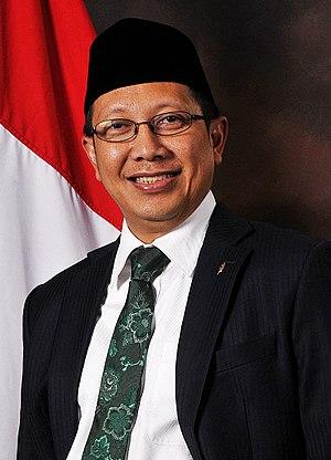 Lukman Hakim Saifuddin - Image: Lukman Hakim Saifuddin