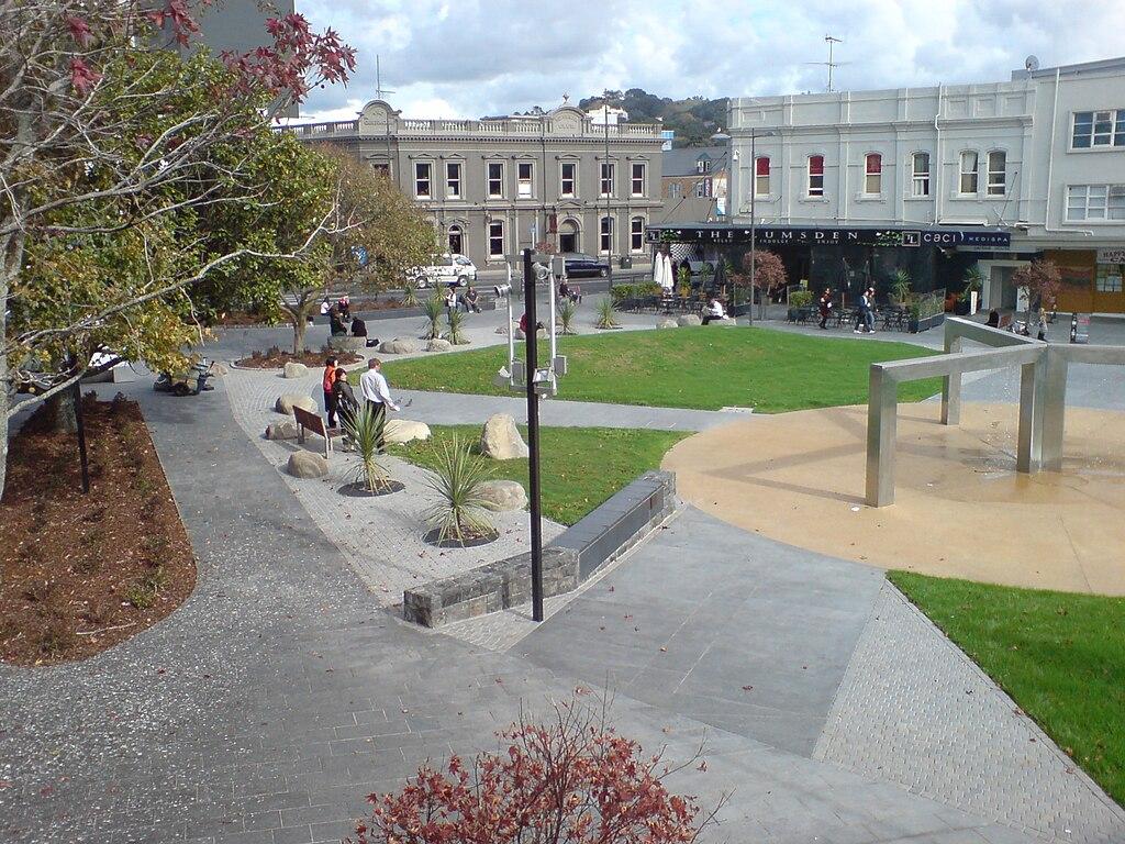 Lumsden New Zealand  city photo : Lumsden Green in Newmarket, Auckland, New Zealand. Park nicely ...