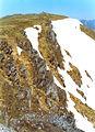 Lurg Mohr - summit cairn from east ridge - geograph.org.uk - 424868.jpg