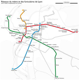 Lyon - Metro network map.png
