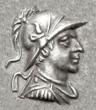 Lysias Anicetus - Portrait of Lysias