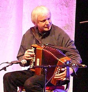Máirtín OConnor Irish musician