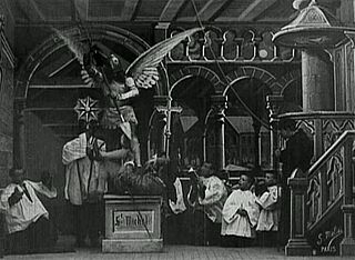 <i>The Devil in a Convent</i> 1899 film by Georges Méliès