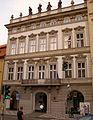 Měšťanský dům (Malá Strana), Praha 1, Malostranské nám. 23, Malá Strana.JPG