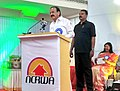M. Venkaiah Naidu addressing at the 4th National Conference of Resident Welfare Association-2016, at IIAM Visakhapatnam, Andhra Pradesh.jpg