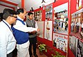 M. Venkaiah Naidu visiting after inaugurating the photo exhibition, during the 'Bharat Parv', organised by the Government of India as part of the Independence Day celebrations from 12th to 18th August, 2016, at Rajpath Lawns (2).jpg