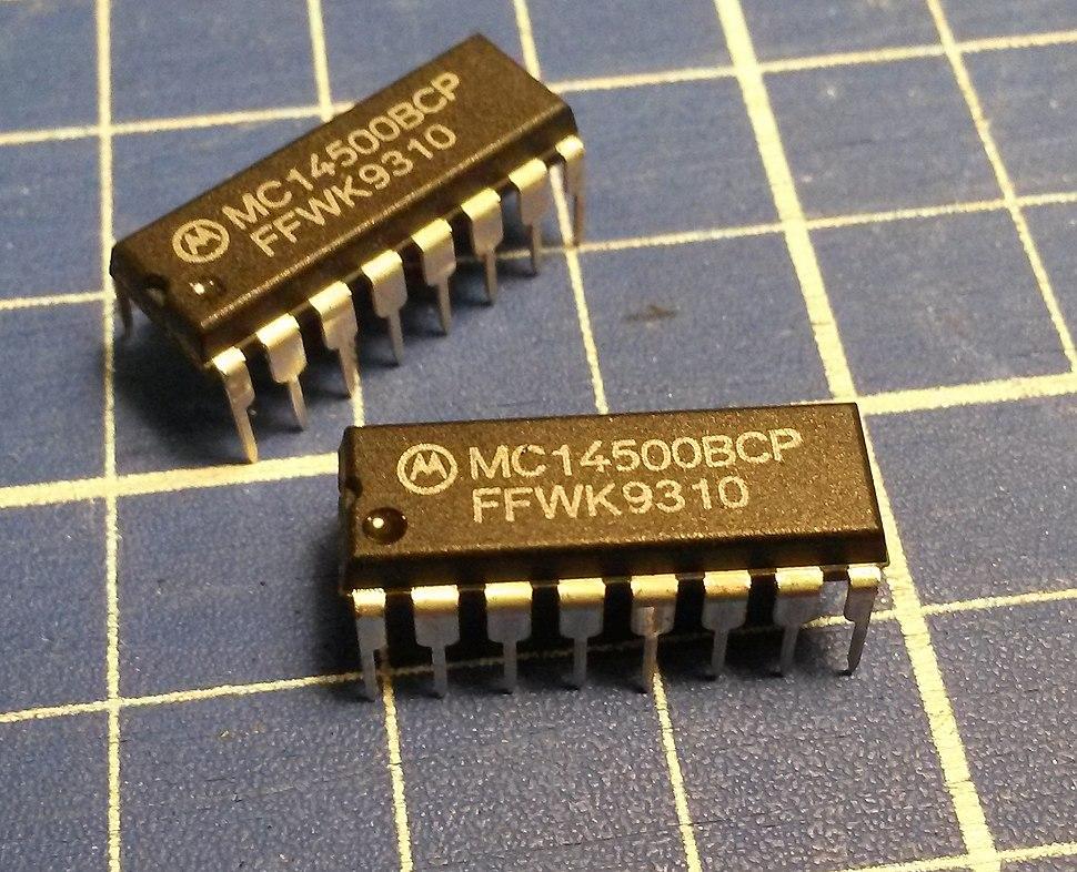 MC14500BCP