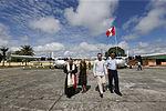 MINISTRO VALAKIVI ENTREGÓ MODERNA FLOTA DE 12 AERONAVES CANADIENSES TWIN OTTER DHC-6 SERIE 400 A LA FUERZA AÉREA DEL PERÚ (19595698531).jpg