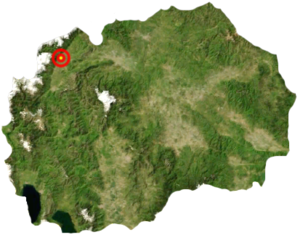 Operation Mountain Storm (Republic of Macedonia) - Image: MK Tetovo
