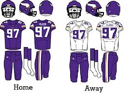 NFL Jerseys Nike - Minnesota Vikings - Wikipedia, the free encyclopedia