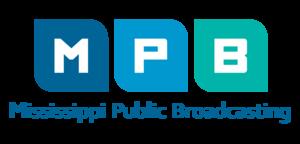 Mississippi Public Broadcasting - Image: MPB logo name CMYK