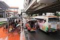 MRT Phasi Charoen station - Bus stop.jpg