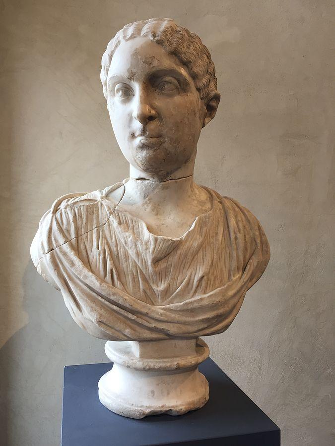 Portrait of Tranquillina ? Ra 166