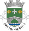 Coat of arms of Custóias