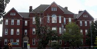 Anna J. Cooper - M Street School