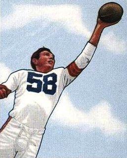 Mac Speedie American football player