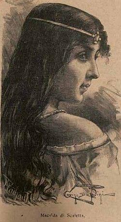 Macalda di Scaletta - Gino De' Bini 1889.jpg