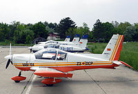 Macedonian Airforce Zlin z 242.jpg