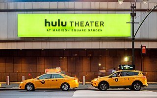Hulu Theater Theater in Manhattan, New York City, United States