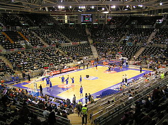 Madrid Arena - Image: Madrid Arena Inside 01