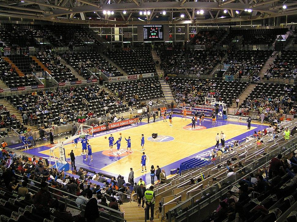 Madrid Arena Inside 01