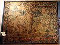 Maestro fiammingo della marca geometrica, arazzo di adamo ed eva nel paradiso terrestre, ante 1593.JPG