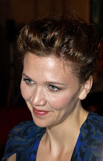Maggie Gyllenhaal - Gyllenhaal attending an event in Barcelona, Spain, in 2008