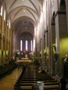 美因茨主教座堂中廳拱頂