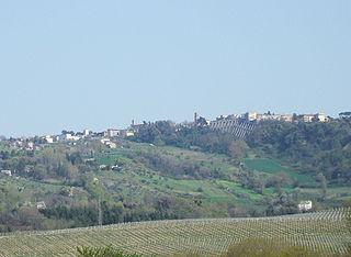 Maiolati Spontini Comune in Marche, Italy