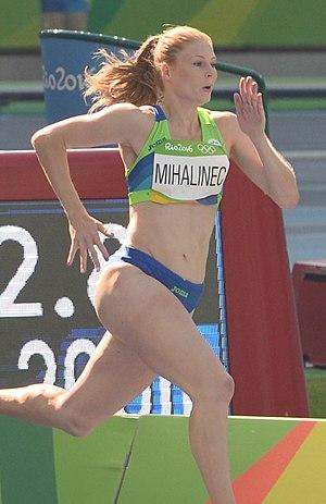 Maja Mihalinec - Mihalinec at the 2016 Olympics