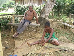 Description de l'image Malagasy weaving 001.jpg.