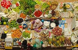 Beispiel für eine ballaststoffarme Ernährung