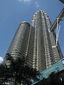 Malaysia - 037 - KL - Petronas Towers (3509756759).jpg