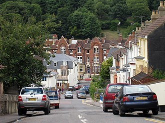 Geograph Britain and Ireland - The 2,000,000th submitted image, Malvern Rise near to Dover
