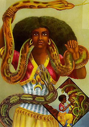 Mami Wata poster
