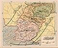 Mamuretul Aziz Vilayet — Memalik-i Mahruse-i Shahane-ye Mahsus Mukemmel ve Mufassal Atlas (1907).jpg